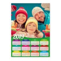 Зелений. Календар-постер