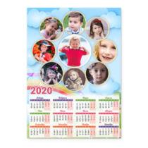Ромашка. Календарь-постер