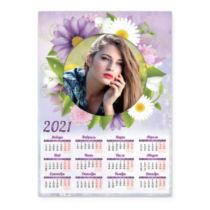 Ромашка. Календар-постер