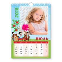 """Фотокалендарь перекидной """"Украинская сказка"""""""