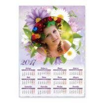 Нежность. Календарь-постер