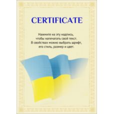 Сертификат тип 10 английский язык